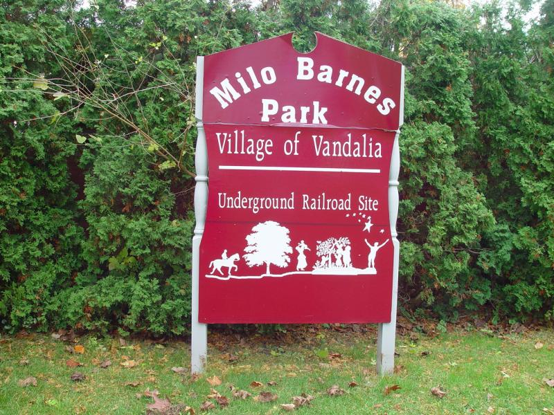 Village Of Vandalia Michigan Places To Visit